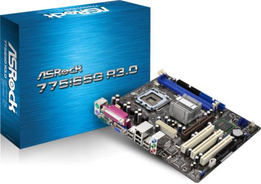 Asrock 775i65G R.3.0 motherboard