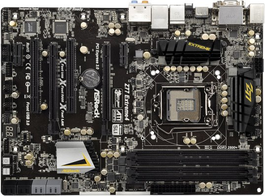 Asrock-Z77-Extreme-4-motherboard-top-view_Asrockmotherboard.com_
