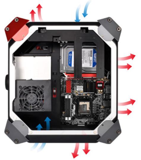 Asrock-M8-ITX-barebones-motherboard-case-cooling-BMW-design